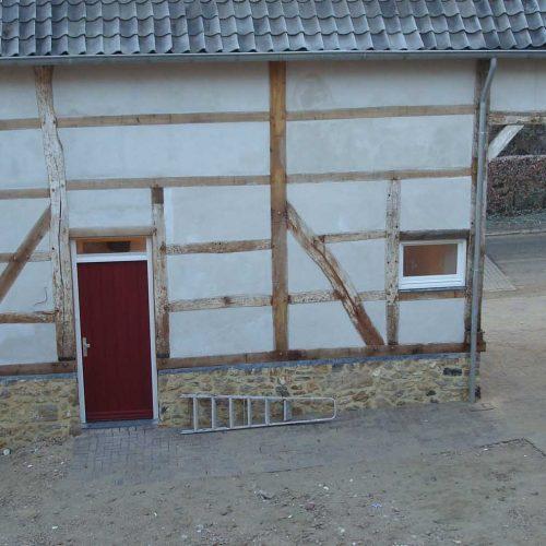 restauratie vakantiewoningen schweiberg
