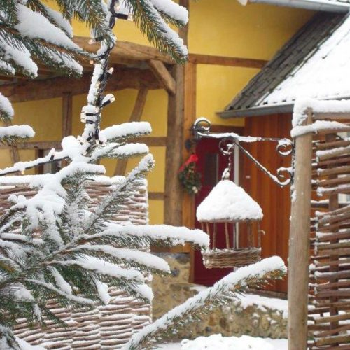 vakantiewoning schweiberg winter